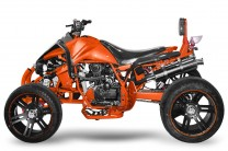 "QUAD ATV SPEEDBIRD RS-14SP 250ccm 14"" Wasserkühlung Street Racer ORANGE"