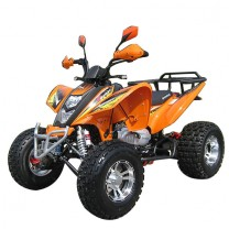 QUAD 200ccm SHINERAY XY200ST-9 Automatik ORANGE