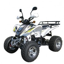 QUAD ATV SHINERAY STXE PLUS 250ccm WEISS
