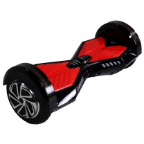 ROBWAY W2 CLASSIC Hoverboard E-Balance Board 8 zoll Reifen Schwarz/Rot