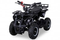 Kinder Miniquad Torino 49cc E-Start ATV - Schwarz