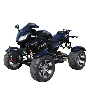 QUAD ATV SHINERAY 350ccm XY350ST-2E SCHWARZ