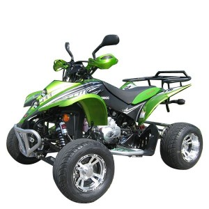 QUAD ATV SPORT SHINERAY STIXE 250ccm GRUN METALIC