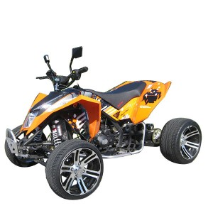 QUAD 250ccm MADMAX RACING ORANGE