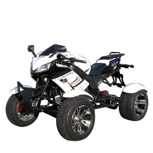 QUAD ATV SHINERAY 250ccm XY250ST-3 WEISS