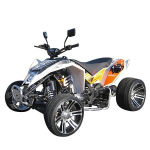 QUAD 300ccm MADMAX RACING WEISS