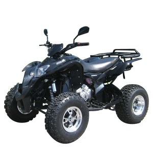 QUAD ATV 250ccm SHINERAY XY250ST-5 SCHWARZ