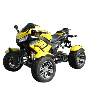 QUAD ATV SHINERAY 350ccm XY350ST-2E GELB