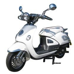 ZNEN LEGEND RETRO ROLLER SCOOTER 125ccm WEISS
