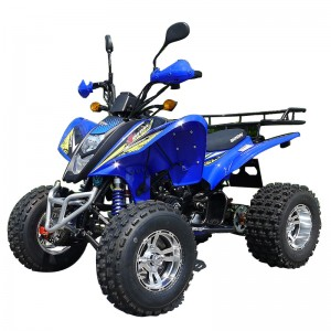 QUAD ATV SHINERAY STXE PLUS 250ccm BLAU