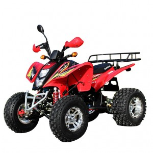 QUAD ATV SHINERAY STXE PLUS 250ccm ROT