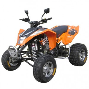 QUAD 300ccm MADMAX ENDURO ORANGE
