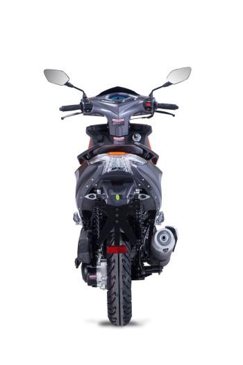DARKNESS 50 EVO2 - schwarz/orange 45kmh