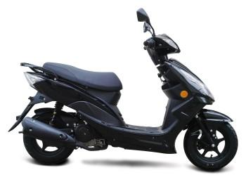 GT3 50 schwarz 45kmh