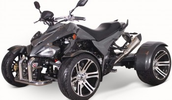 SPY GT 250 EFI  - CARBON