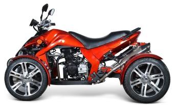 SPY GT 350 EFI  - ROT