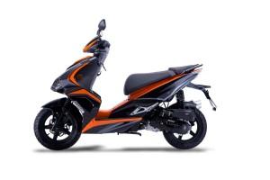 DARKNESS 50 EVO2 - schwarz/orange