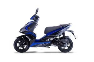 DARKNESS 50 EVO2 - schwarz/blau