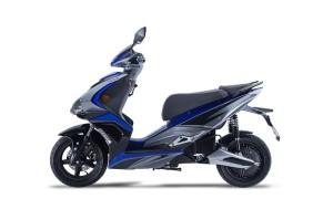 eSTRIKER 3000 W - blau