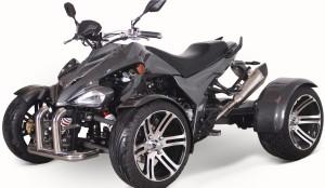 SPY GT 350 EFI  - CARBON