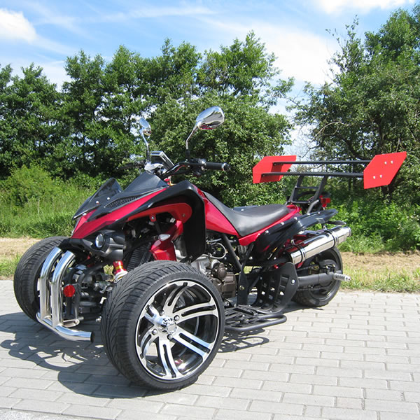quad dreirad