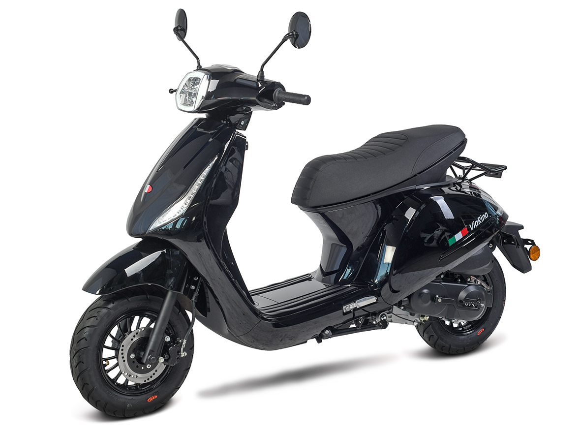 Bella Rino 50 schwarz 45kmh