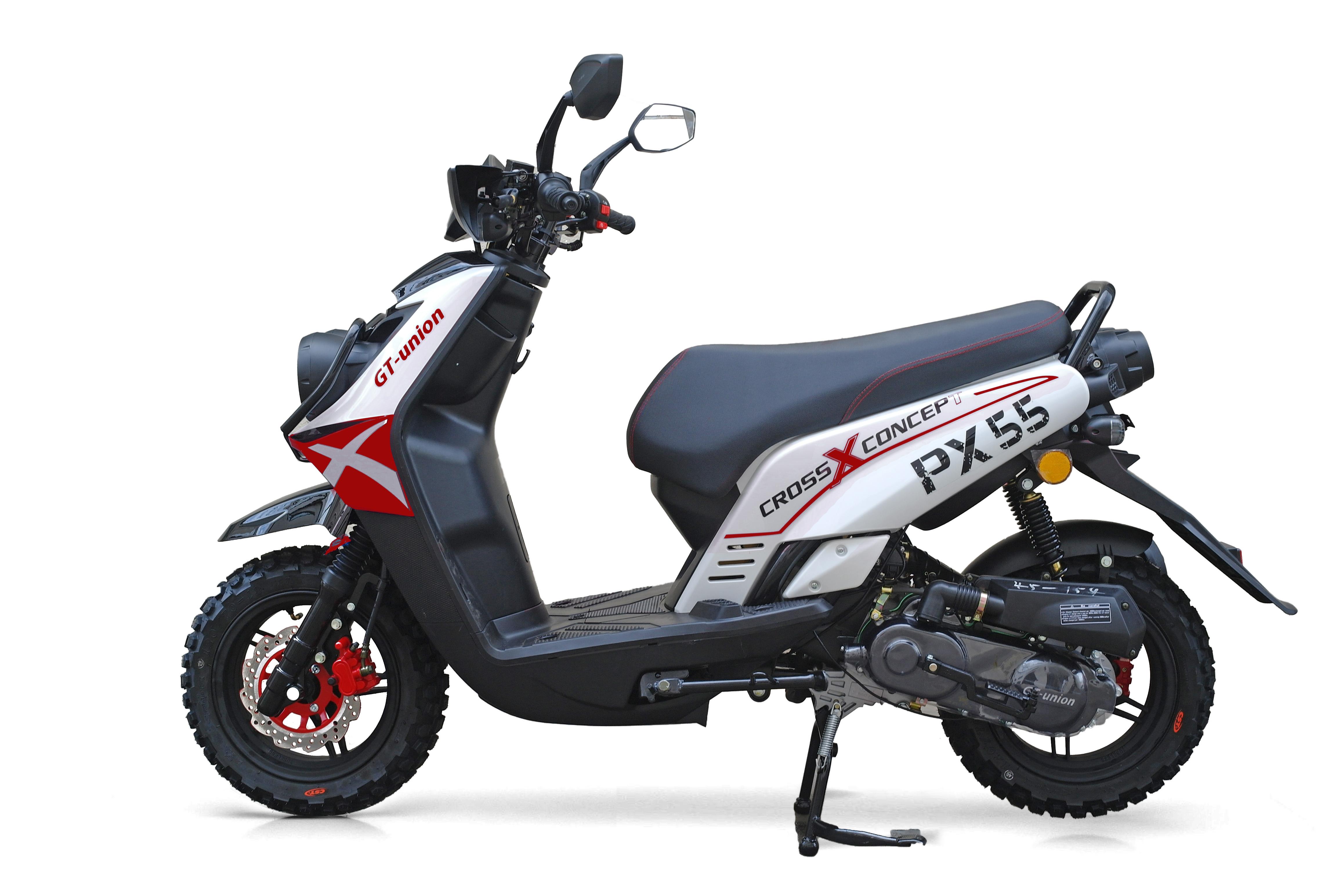 Cross Concept 125ccm Motorroller Online Kaufen