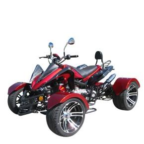 QUAD 300ccm SPEEDSTAR 300 AUTOMATIK ROT METALLIC