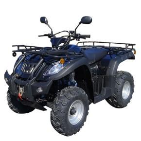 ATV QUAD HUNTER 250ccm SCHWARZ JLA-24E inkl. Seilwinde