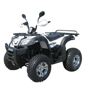 QUAD ATV SHINERAY XY200ST-6A Automatik 200ccm WEISS