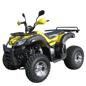 QUAD ATV SHINERAY XY200ST-6A Automatik 200ccm GELB