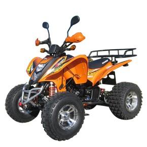 QUAD ATV SHINERAY STXE PLUS 250ccm ORANGE