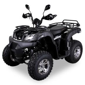 QUAD ATV SHINERAY XY250ST-4B FARMER SCHWARZ