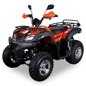 QUAD ATV SHINERAY XY250ST-4B FARMER ORANGE
